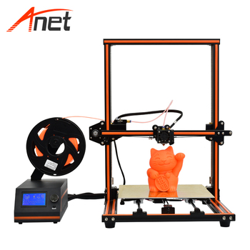 1pc Anet best E12 3D printer print size 300x300x400mm total fee usd365 to USA including freight by DHL/UPS/FedEx express