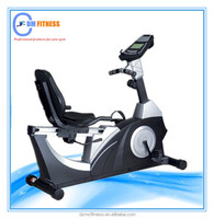 Club use workou fitness products commercial recumbent bike/ Second-hand price machine
