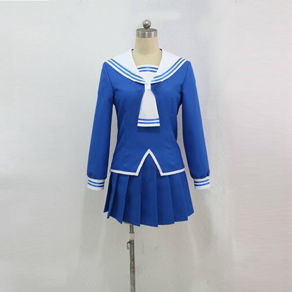 Fruits Basket Tohru Honda Uniform Cosplay Costume MU-in