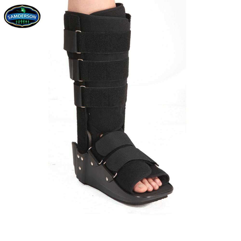 Orthopédique fracture cam réglable walkers orthopédique walking boot