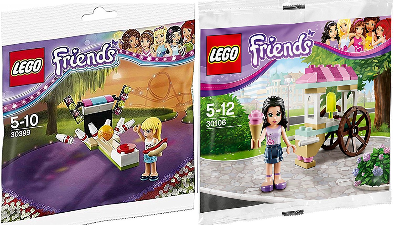 Buy Lego Friends Vet Clinic Amp Lego Friends Vet Ambulance In