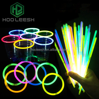 Brilhantes Beer Pong Cups Light Stick