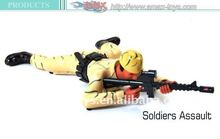 eo-1166805 plastic toy army soldiers