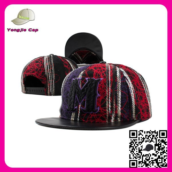 New Stylish fashionable new hat and cap era snapback caps China wholesale