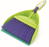 wholesale Plastic dustpan with brush/mini broom and dustpan set