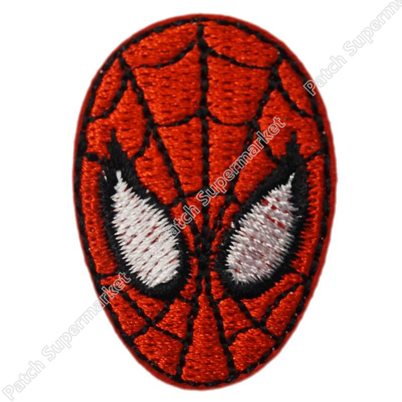 Spiderman face logo - photo#39