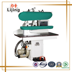 Utility press, trouser ironing machine, dry cleaning press machine