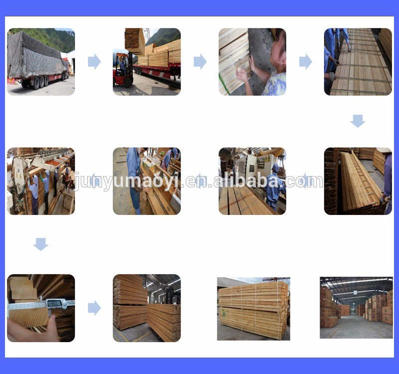 Best selling effen timber hout product plank/pallet