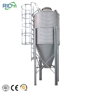 6 Tons Small Steel Rice Silo For Sale