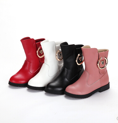 Fashion Warm Martin Children lovely Snow Boots Fashion ...