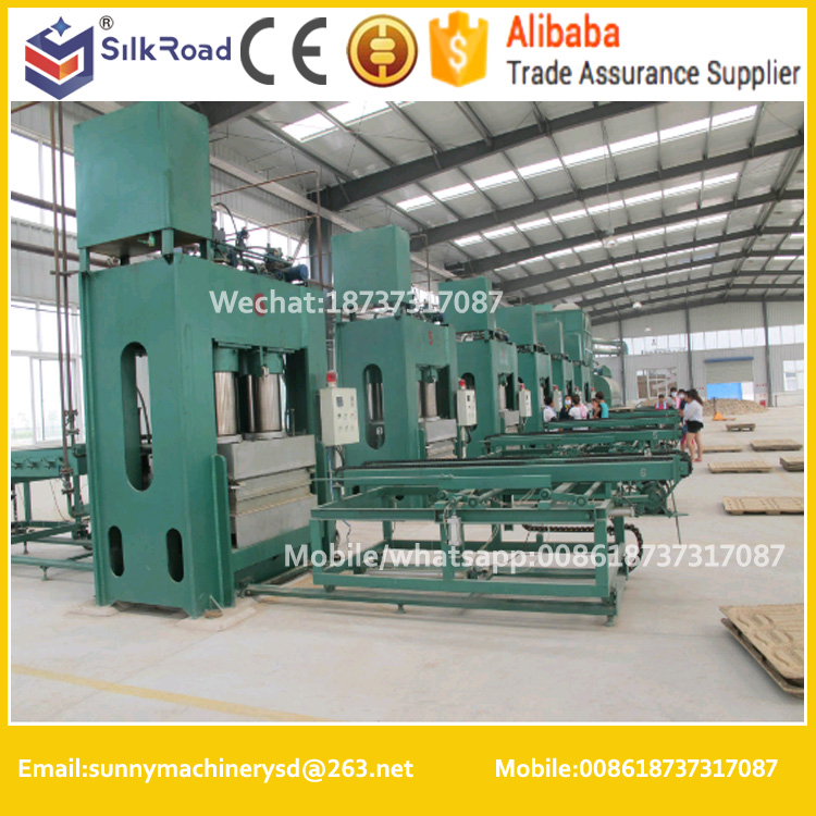 best selling automatic wooden pallet making machine /wood pallet production line