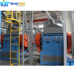 Cost-Effective Crumb Rubber Tire Recycling Plant Rubber Powder Line From Scrap Tyre