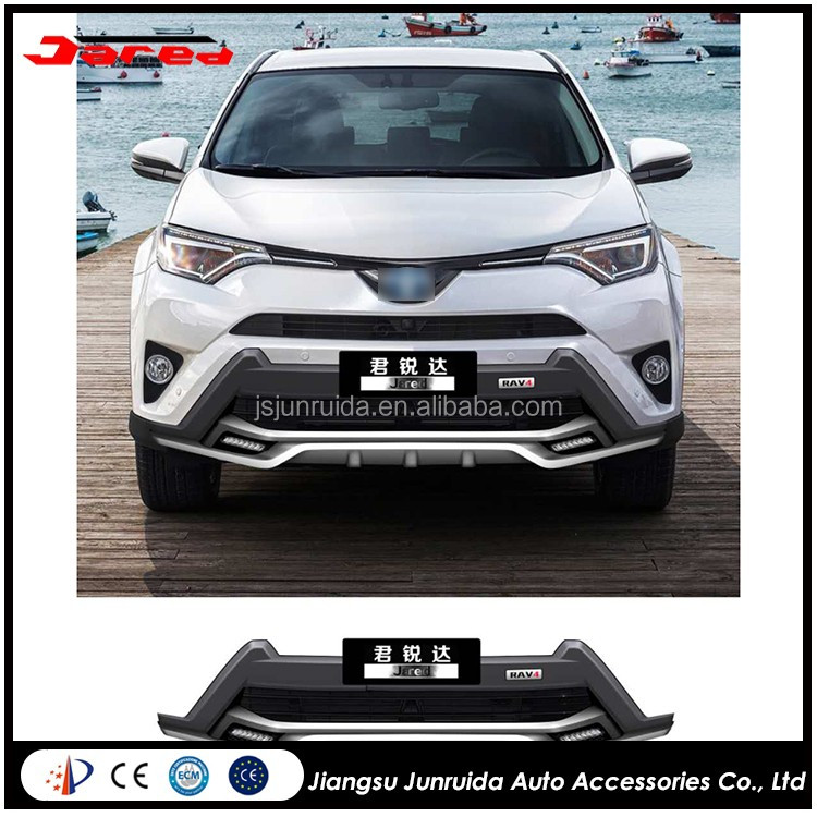 Hot selling auto car front bumper narrow chrome with low price for toyota for RAV4