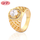 Latest Design Fashion Copper Diamond Engagement Ring Prices
