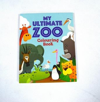 8500 Koleksi Gambar Hewan Berwarna Untuk Anak Terbaik