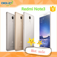 2017 New!!Best redmi note 3 xiaomi good quality phone google play big memory grey gold white phone