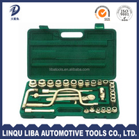 factory price 32 pc electric wrench socket set