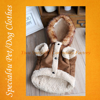 Lovely winter dog clothes wholesale designer dog clothe beautiful pet dog clothes SA-544