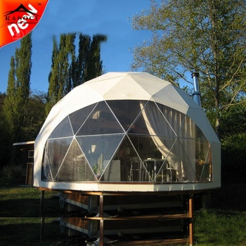 Fiberglass Dome House Shelter Systems Dome3m Geodesic Dome House