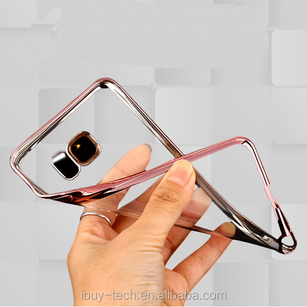 Attractive highly clear and highly protective crystal soft TPU cover for Phab 2 plus