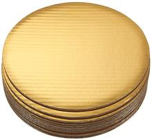 Gold Metallic Pergament Robust Well Doppel Wand <span class=keywords><strong>Kuchen</strong></span> Pad boards