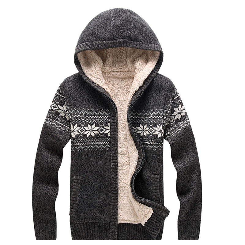 Hooded Wool Sweater Baggage Clothing