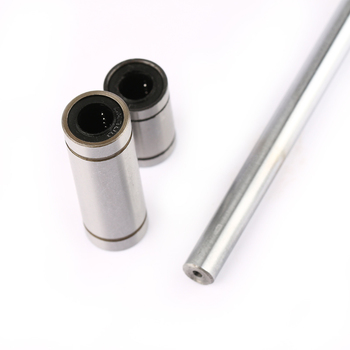 high quality 10mm chrome steel rod linear bearing of the shaft for 3d printer