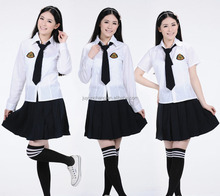 the new fashion sexy school girl uniform