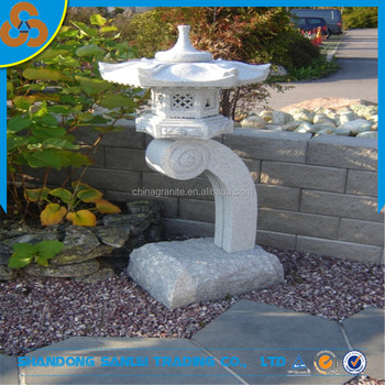 Amazing Garden Decor Outdoor Japanese Stone Lanterns Sale Best Prices