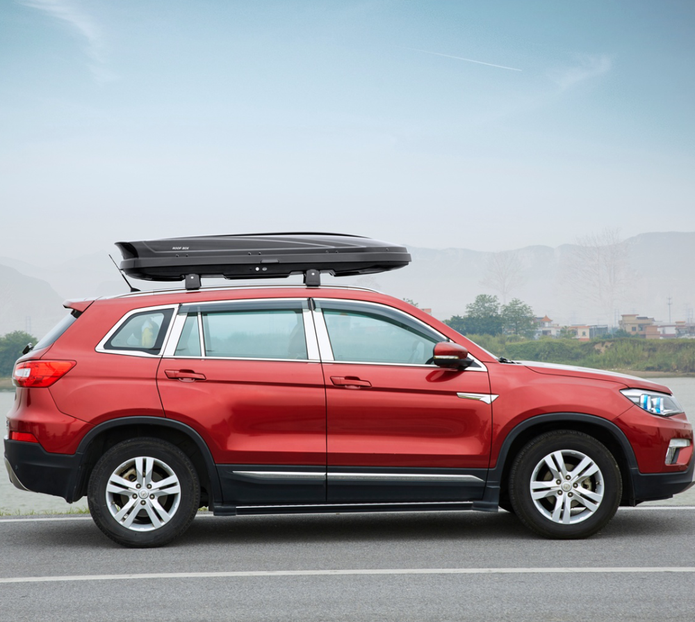 Vehicle Fit abs car roof box Best Space Efficiency