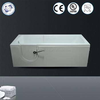 Bon Lay Down Walk In Bathtub Handicapped Tub CWTL15A