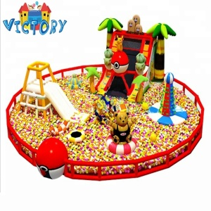Cheap inflatable Million Ball Pool inflatable ocean ball playground park for sale