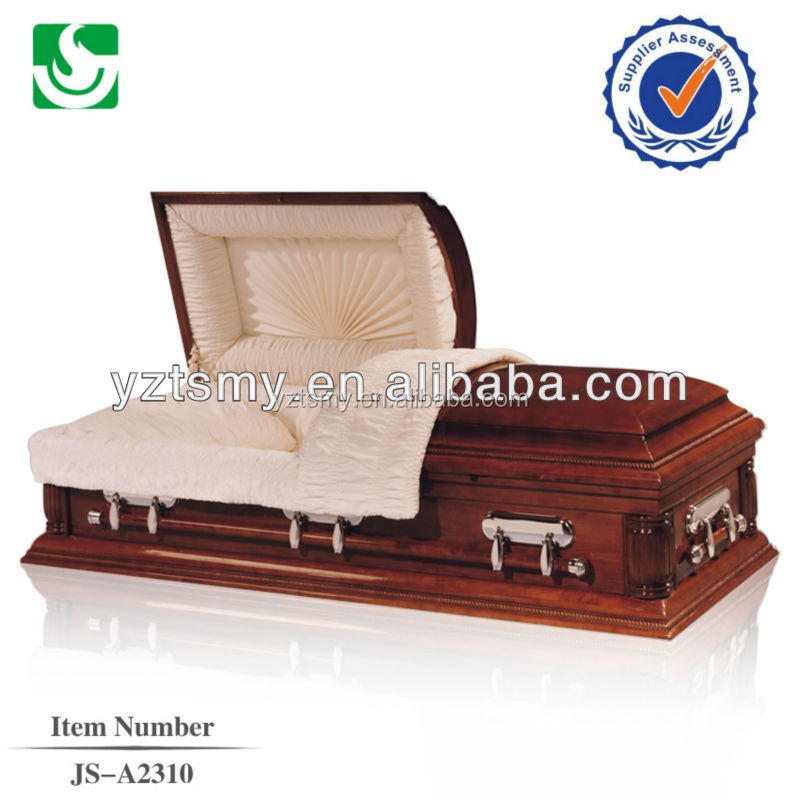 Competitive American wooden wholesale casket furniture
