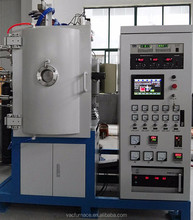 Cutting tools vacuum coating machine / TiN PVD vacuum palting machine