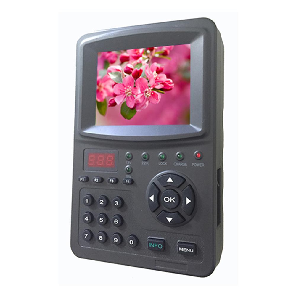 Strong KPT968G 3.5 inch satellite tv test meter satellite finder meter DVB-S2