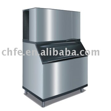 Cube Ice Plant, Ice Cuber Making Machine
