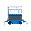 6-18m High Quality Mobile Aerial Electric Hydraulic Scissor Lift
