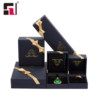 Customized top-selling plastic jewelry box paper gift ring box