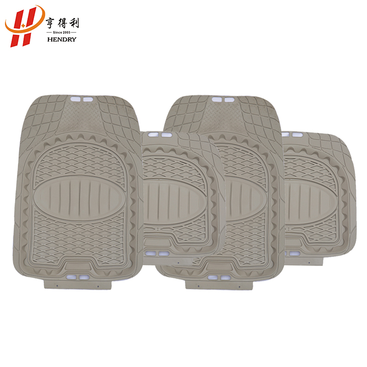 accord dirt rubber ridges winter car factory your floor sand off for honda keep interior accessories small helps mats mud genuine carpet material allseasonmatsbeige and with