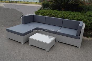 Galvanized Patio Furniture.5pcs Zinc Galvanized Steel Rattan Sofa Set 2016 New Design Outdoor Patio Furniture Buy Zinc Galvanized Sofa Set Outdoor Patio Furniture Product On