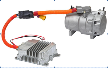 car air conditioning compressor. mini air conditioner compressor for car with r134a refrigerant conditioning 7