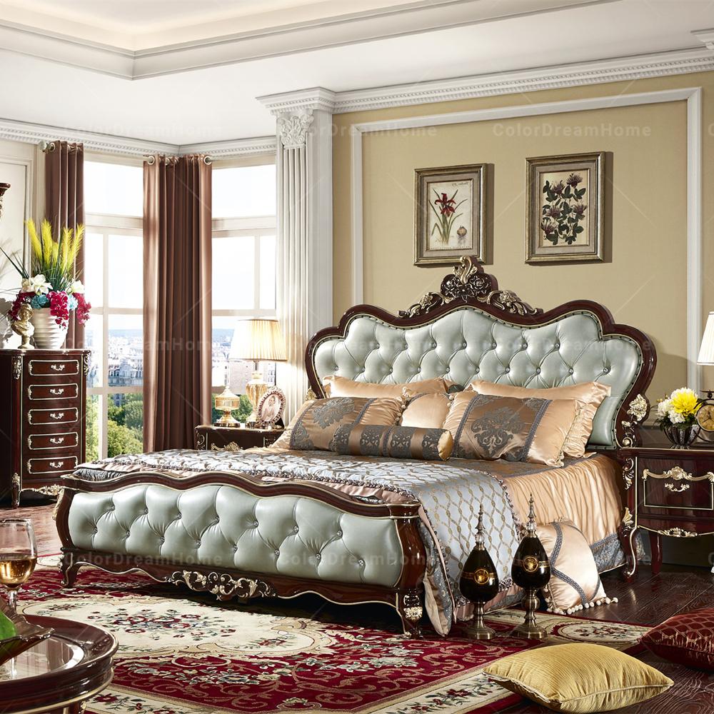 European Luxury Rococo Baroque Bed French Provincial Wedding Bedroom Set Buy Bedroom Sets Wedding Bed Set French Antique Bedroom Furniture Sets Product On Alibaba Com