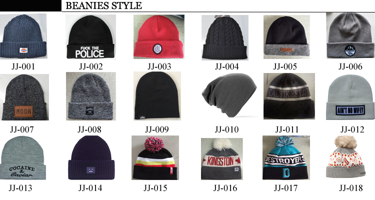 28b78acb3e 2017 color beanie hat Best sell customized kinds of solid colour different  colour beanie