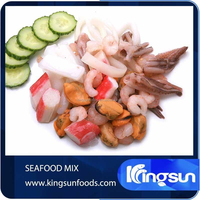 High Quality Frozen Fresh Mix Seafood