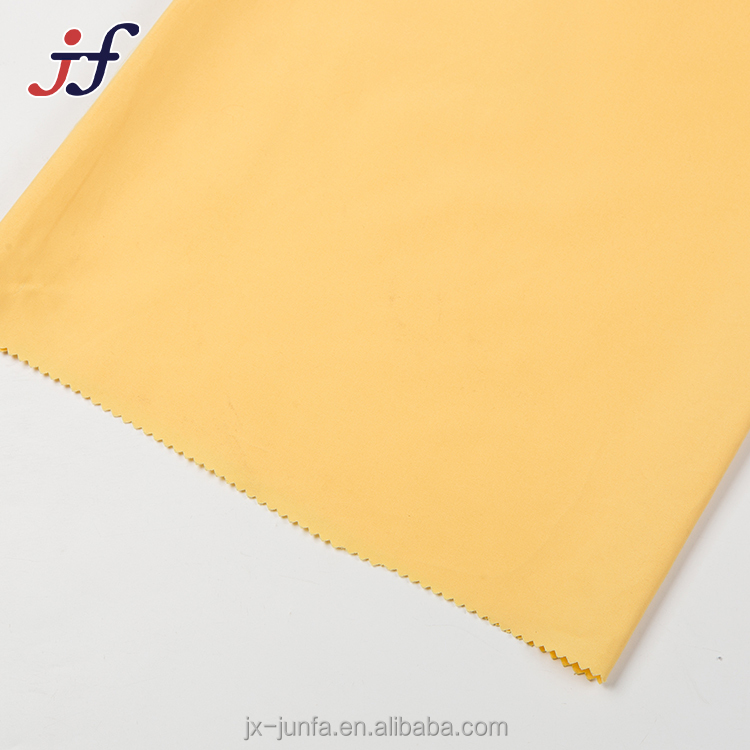 100% Polyester 115gsm Water Proof Microfiber Peach Skin Twill Apron Uniform Fabric