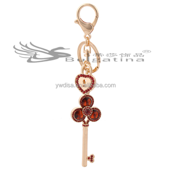 lock diamond love silver pendant heart and key gold over