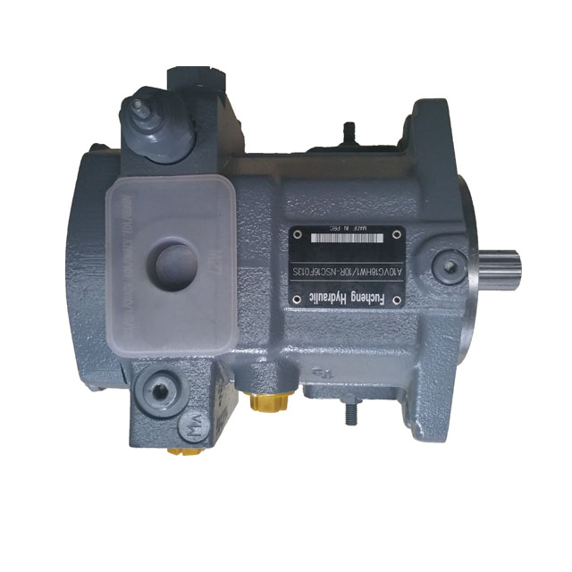 A10VG18HW Rexroth Hydraulic piston pump Self Propelled Harvester main pump