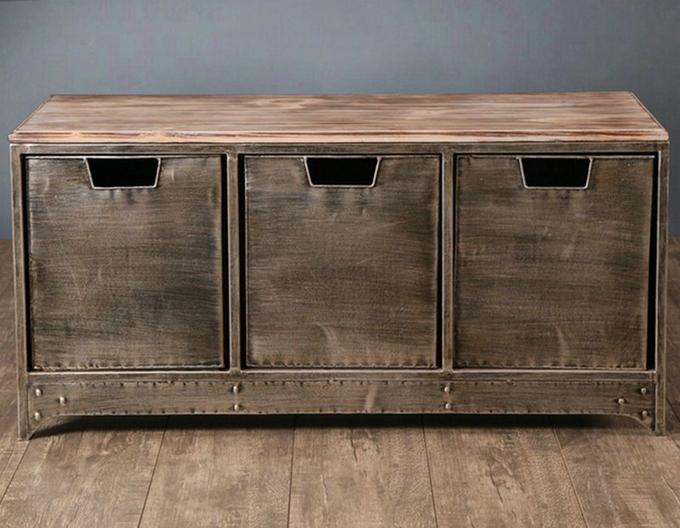 eisen metall schubladen tv schrank benutzerdefinierte amerikanischen land zu tun die alten. Black Bedroom Furniture Sets. Home Design Ideas
