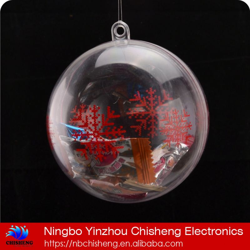 Good service factory directly inflatable christmas ornaments balls