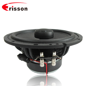High Quality 4 Ohm 6.5 Inch Coaxial Speaker For Car